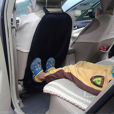 Car Auto Care Seat Back Protector Cover For Children Kick Mat Mud Clean AU