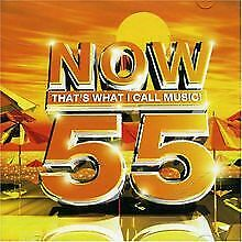 Now That's What I Call Music Vol. 55 by Various Artists | CD | condition good