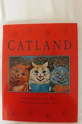 CATLAND BOOK ILLUSTRATED BY LOUIS WAIN by RODNEY DALE