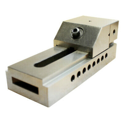 """3'' Screwless Tool Making Grinding Precision Ground Vise .0002"""" Square Parallel"""
