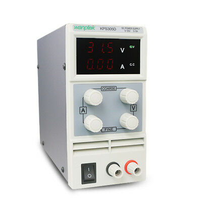 KPS305D 30V 5A Switch Variable Digital Display Adjustable DC Power Supply
