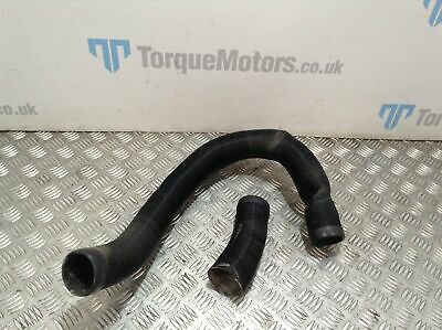 Ford Fiesta ST ST150 Intake air feed pipes