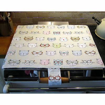 Cats Mat Pad Cover Everhot 60 Range Oven Topper Kitchen Pad