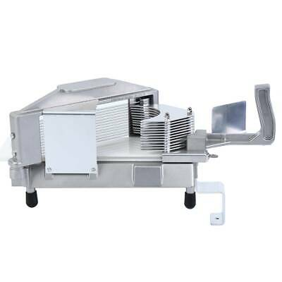 """3/16"""" Commercial Tomato Slicer Vegetable Fruit Cutting 13 Blades For Onion Apple"""