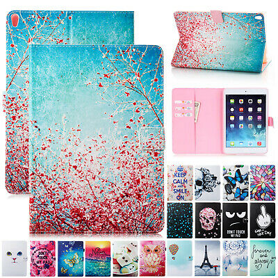 For iPad Air 2019 3rd Gen Case Smart Magnetic Flip Leather Card Slot Stand Cover