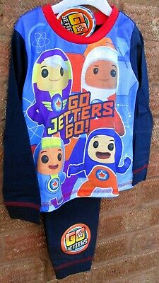 BOYS *GO JETTERS* PYJAMA SET    18-24 months  BRAND NEW & TAGGED