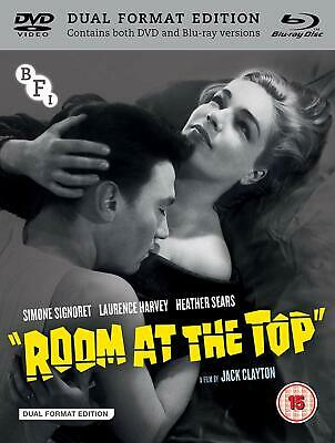 Room at the Top (Blu-Ray + DVD) Simone Signoret, Lawrence Harvey, Heather Sears