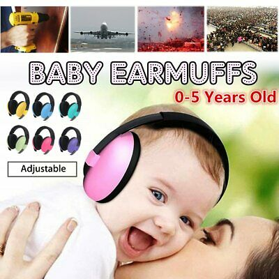 Baby Earmuffs Hearing Protection Safety Earmuffs Noise Reduction Ear Protector
