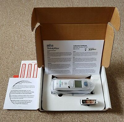 Braun Thermoscan Pro 6000 Ear Thermometer Small Cradle.