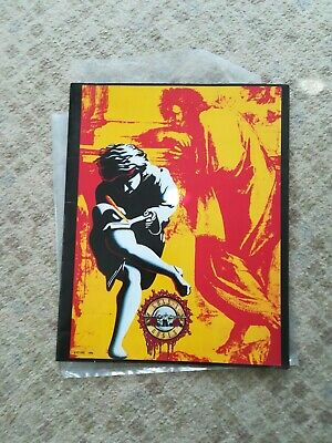 Guns n' Roses 1992 Tour Book