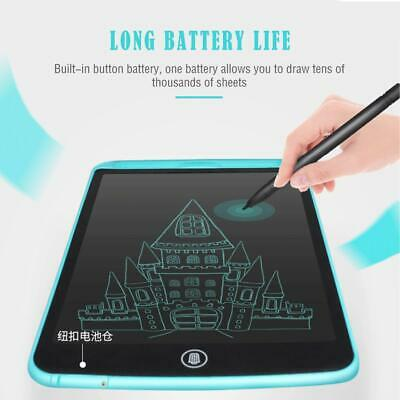 Children's Electronic Digital LCD Writing Pad Tablet Drawing Graphics Board