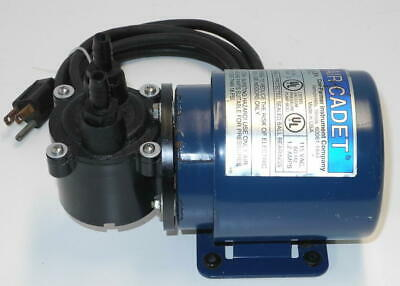 Cole Parmer 7530-40 Air Cadet Vacuum Pump