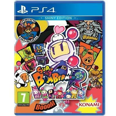 Super Bomberman R * Shiny Edition - PS4 neuf sous blister IMPORT