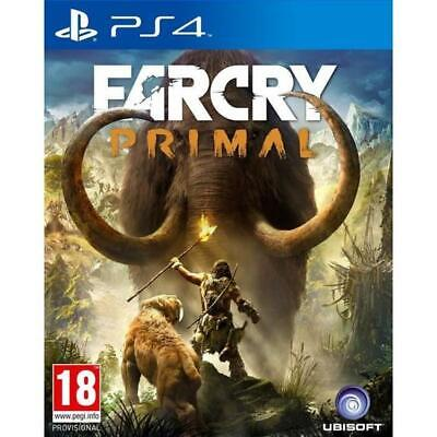 Far Cry Primal - PS4 neuf sous blister IMPORT