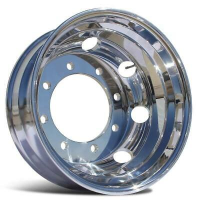 19.5x6.75 Northstar 8x275MM HUB PILOT High Polish Rear