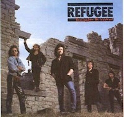 REFUGEE-Burning from the Inside out        Reissue CD