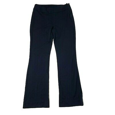 CABI Solid All Dark Blue Classic Navy Trouser Pants Womens Size 6 Style #5312