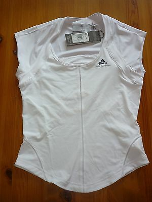STELLA McCARTNEY ADIDAS BARRICADE TENNIS TOP BNWT SIZE LARGE