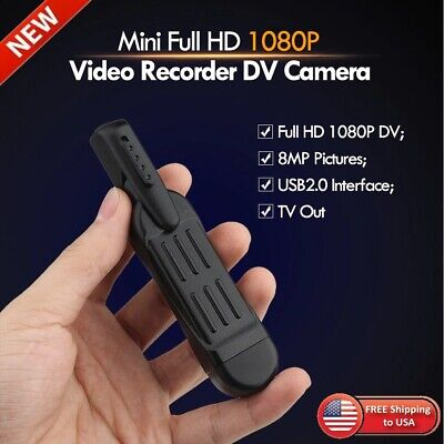 ActionCam™ HD Video and Audio Recorder (50% Off Today Only) Full Pack  32 GB