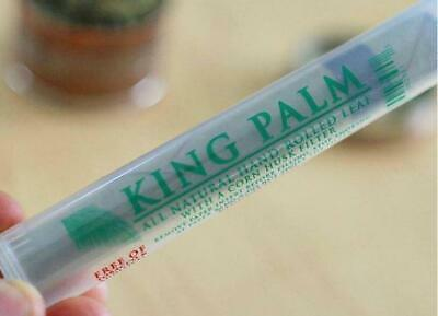 25 x King Palm EMPTY Carrying  Large Tubes Holds SLIM KING and XL sizes