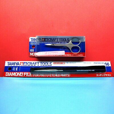 74066 TAMIYA DIAMOND FILE FOR PHOTO ETCH TOOLS MODEL BUILDING