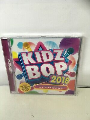 Kidz Bop Kids Kidz Bop 2018 CD NEW Sealed. Freepost In Uk.