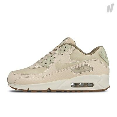 low priced f4558 be932 UK 5.5 Women s Nike Air Max 90 Premium Trainers EUR 39 US 8 443817-105