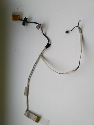 NEW ASUS X53E K53E LCD LED SCREEN DISPLAY CABLE RIBBON CLAK53CB03P WITH MIC