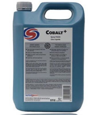 Autosmart Cobalt + 5 Litre 5L (Versatile Spray Polish PROFESSIONAL USE)