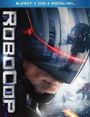 Robocop (Blu-ray Disc, 2014, 2-Disc Set New Crime/Sci-Fi i New