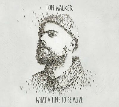 What A Time To Be Alive - Tom Walker (Album) [CD] New & Sealed UK