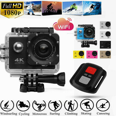 SJ9000 4K 1080P Wifi Waterproof Sport Action Camera Camcorder DVR Cam Video Mini