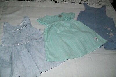 Baby girls clothes dresses Next/TU/Mothercare 3-6m - combined postage available