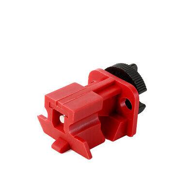 Universal Miniature Circuit Breaker Safety Lockout Pin-In-Out Device
