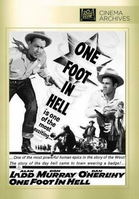 ONE FOOT IN HELL (Region 1 DVD,US Import,sealed)