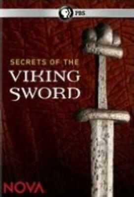 NOVA: SECRETS OF THE VIKING SWORD (Region 1 DVD,US Import,sealed)