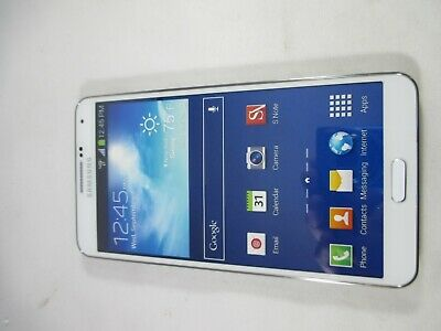 New Samsung Galaxy Note 3 - Dummy Phone White - Display Toy Demo Android