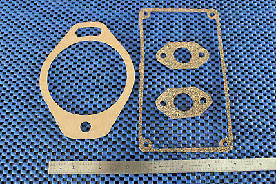 Fairbanks Morse RV2A RV2B Magneto Gaskets 4pc Lead-out tower, flange and cover