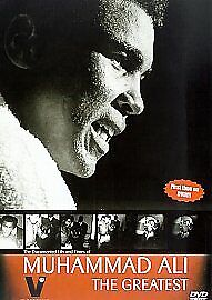Muhammad Ali - The Greatest - A Documentary (DVD ) new and sealed