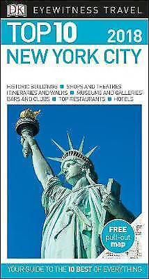 Top 10 New York City by DK (Paperback, 2017)