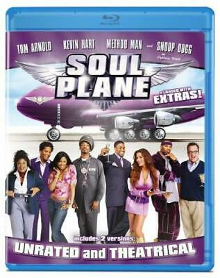 SOUL PLANE: COLLECTOR'S EDITION (Region A BluRay,US Import,sealed.)