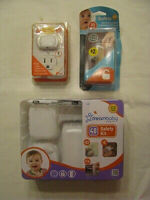 Huge Lot Baby Toddler Child Proof Electric Outlet Plug Cover Safety Shock Guard