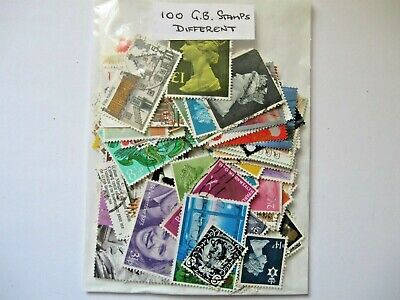 100 WORLD STAMPS, ALL DIFFERENT, ONLY £0.99p , OFF PAPER