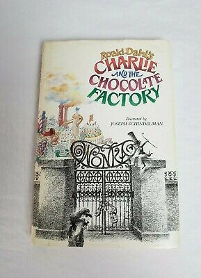 Charlie and the Chocolate Factory by Roald Dahl Hardcover 1973