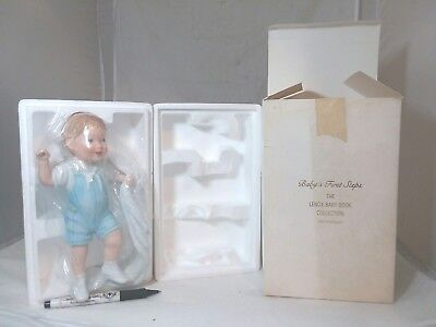 THE LENOX BABY BOOK COLLECTION, Baby's First Steps Brand New