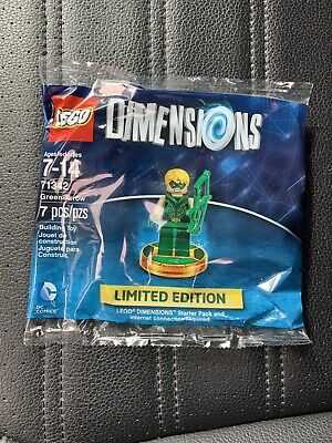 LEGO Dimensions Green Arrow 71342 Limited Edition factory sealed DC Comics NEW