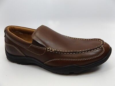 1749121b2c2 Cole Haan Hughes Grand Venetian Loafer Mens Sz 7.0 M Shoes Leather DISPLAY  D9639