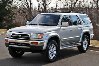 1997 Toyota 4Runner NO RESERVE 123K LIMITED TIMING BELT DONE 4X4