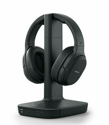 Sony WH-L600 Digital Surround Overhead Headphones (Non Bluetooth) WHL600/B Black