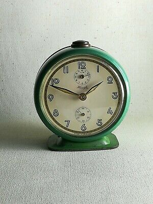 Vintage German Alarm Clock Kienzle Working Perfectly!
